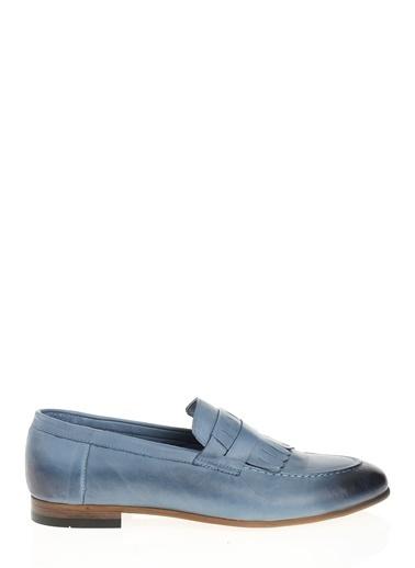 Derigo Loafer Ayakkabı Mavi